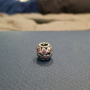 A Retired Pandora charm